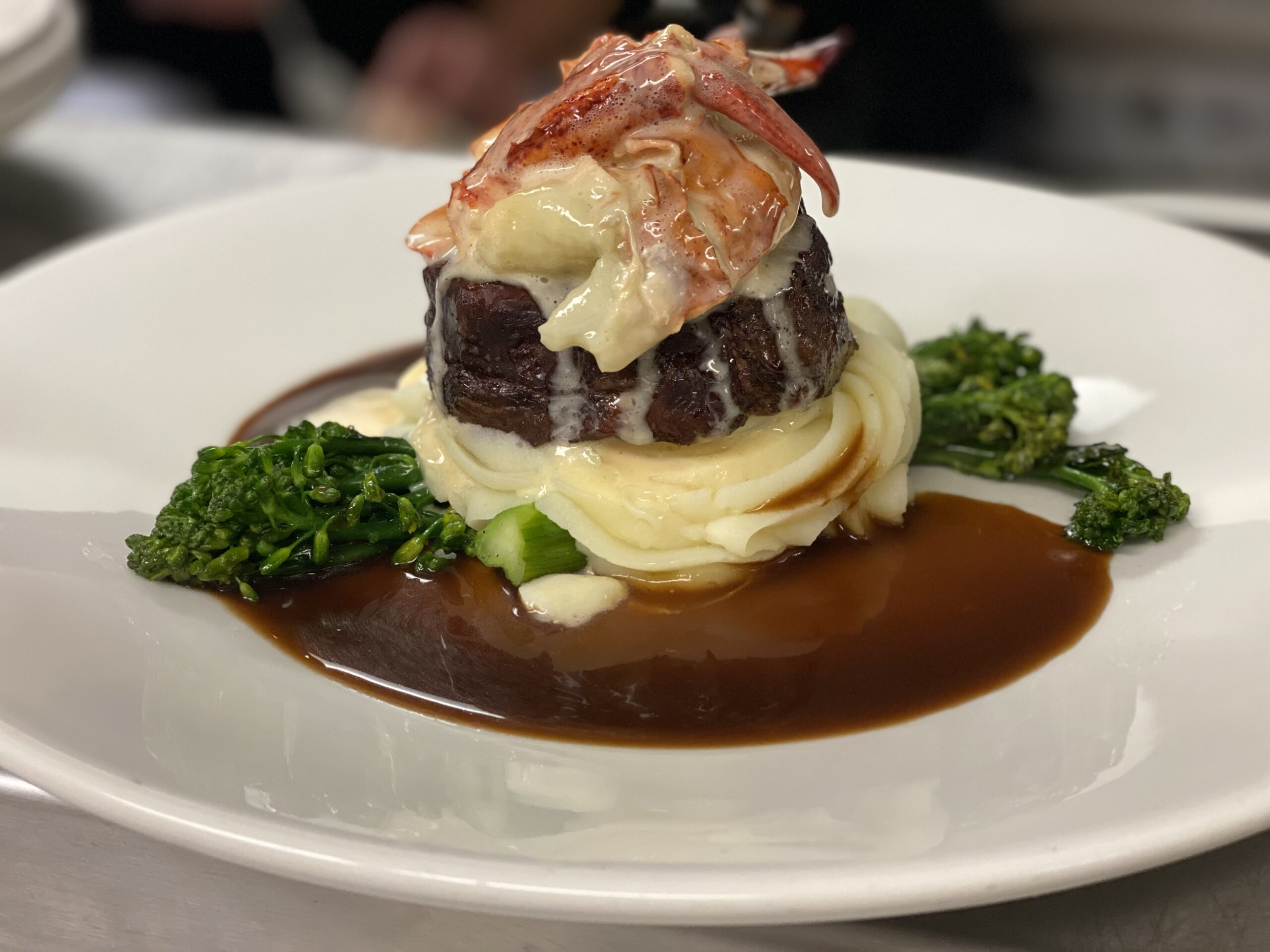 Filet Mignon & Butter Poached Lobster